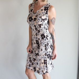 •3 for $20• ANGIE Hawaiian Floral Dress